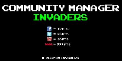CM Invaders