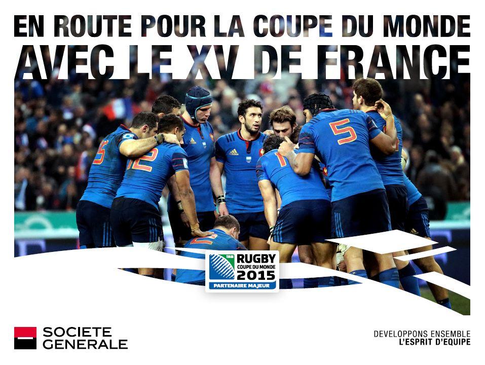Coupe du monde de rugby 2015 j 100 et des bananes le dispositif digital de la soci t - Poule de la coupe du monde de rugby 2015 ...