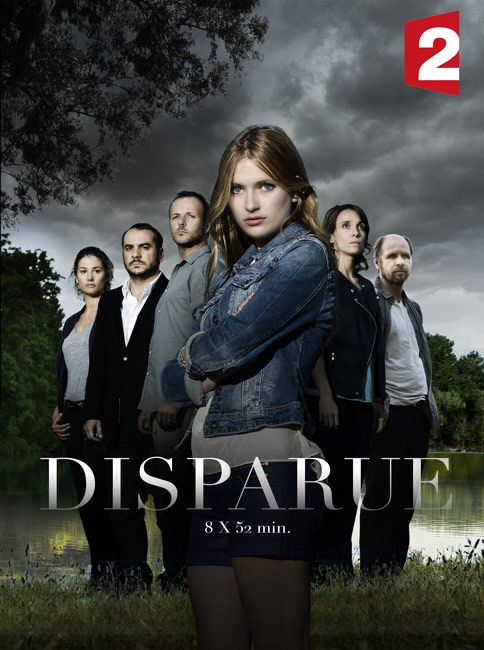 la serie de France 2 Disparue