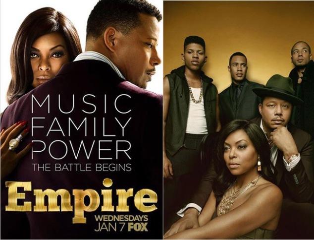 Empire la serie americaine produite par Timbaland sur la Fox