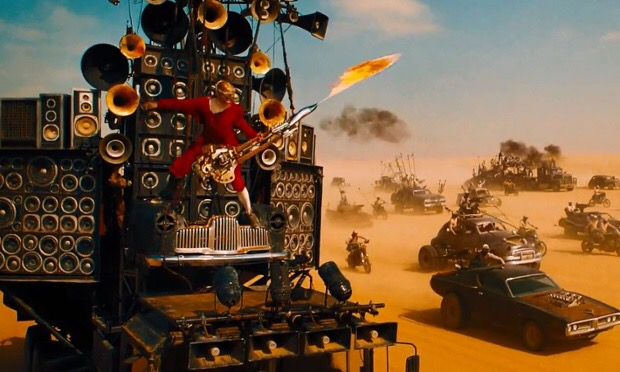 Mad Max Fury Road musique