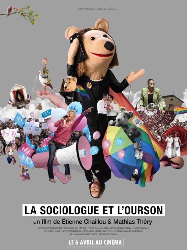 La sociologue et l'ourson le documentaire sur la manif pour tous