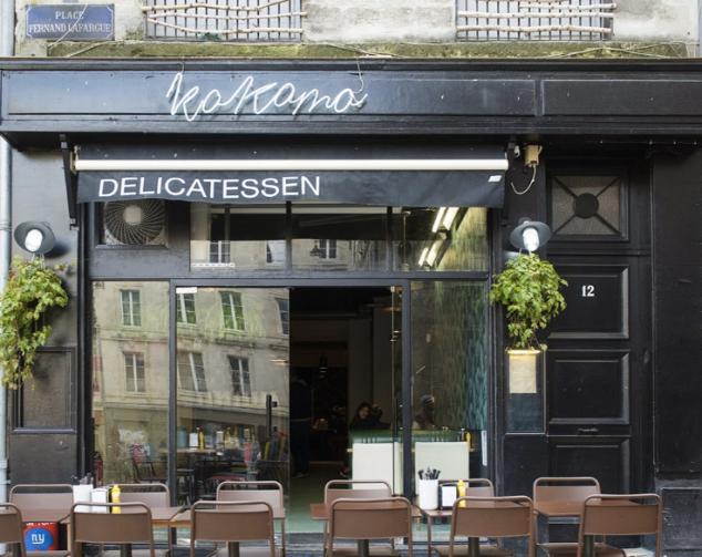 Un bon restaurant de burgers à Bordeaux : le Kokomo delicatessen